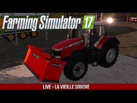 Farming Simulator 17 | La vieille Souche | Vraiment belle map !