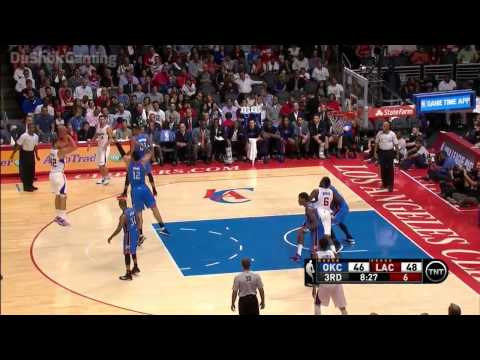Thunder vs Clippers   Full Game Highlights   October 30, 2014   NBA 2014 15 Season