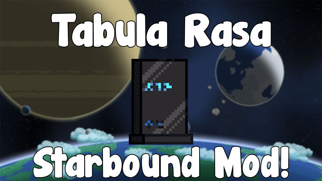 Tabula Rasa , Unified Crafting Bench for Mod Content - Starbound ...