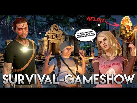 » NEUES BATTLE ROYALE! « Die ultimative Survival-Show! - SOS 💉💀