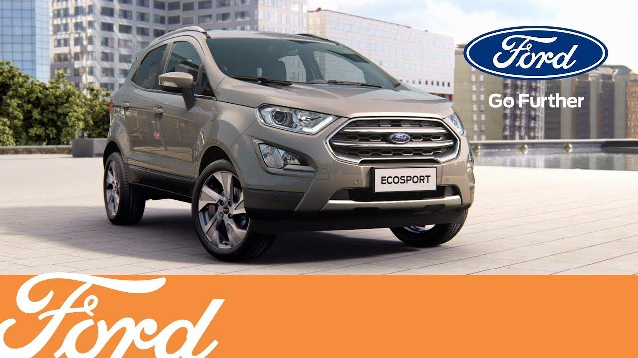 Nuova Ford EcoSport Titanium | Esterni in 360 | Ford Italia