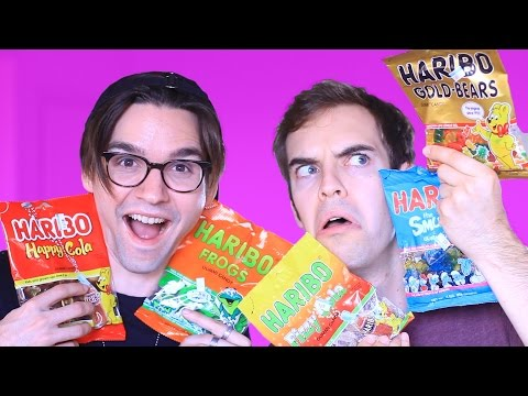 Tasting videos