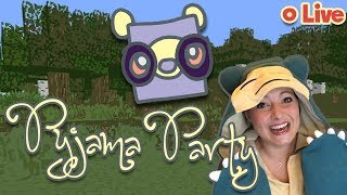 🔴 LIVE! Pyjama Party - Q&A and Minigames