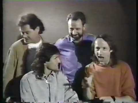 The Monkees 1989 reunion on USA Today (1989)