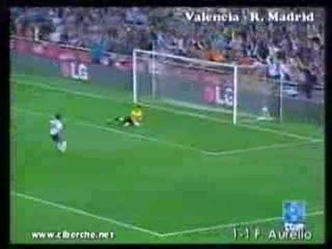 Fabio Aurelio Goal V Madrid