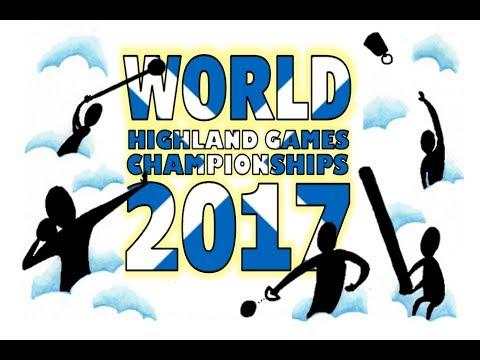 2017 World Highland Games Championships.