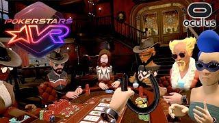 Pokerstars VR - 55 Minuten Livestream Gameplay