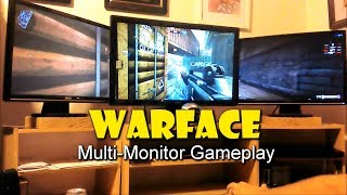 Warface | Multi Monitor Weekday Gameplay | Max Settings HD 7970 | Ep 29 | STRG |