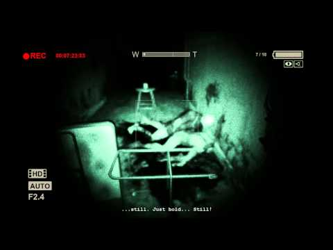 Outlast - Dayum That's Nasty (Sexual Content)