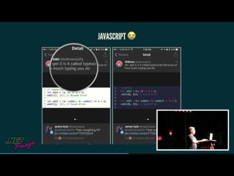 Jeremy Abbott - Productive Web Applications (F#) - .NET Fringe 2017