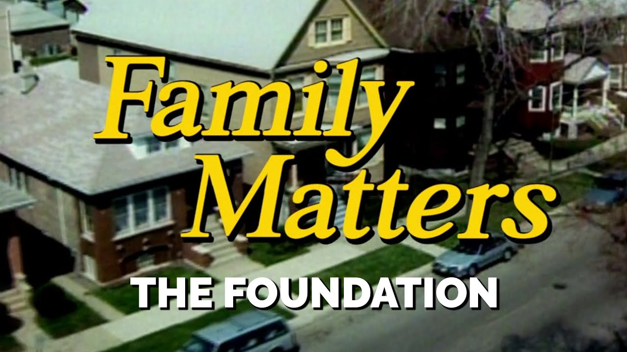 FAMILY MATTERS (Week 1) | The Foundation
