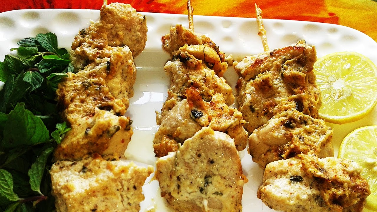 Chicken Malai Tikka Boti Video  d7866d053bcfa