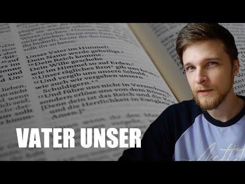 Отче наш на немецком: перевод и подробный анализ (Vater Unser Im Himmel... )
