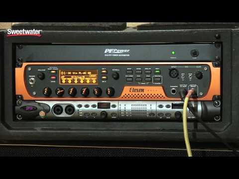 Avid Eleven Rack Sweetwater Exclusive Amp Presets - Sweetwater Sound