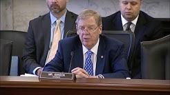 Isakson Opening Remarks at Senate VA Committee Hearing on VA Deputy Secretary Nominee