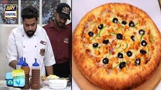 Pizza recipe  How to make pizza recipe?