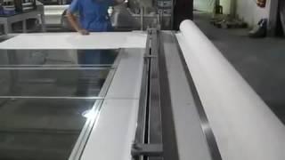 Стол для производства рулонных штор MN-1200