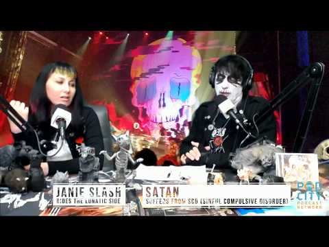 Clare Cunningham speaks to 'The Corpsepaint Radio Show' (Dallas, USA)