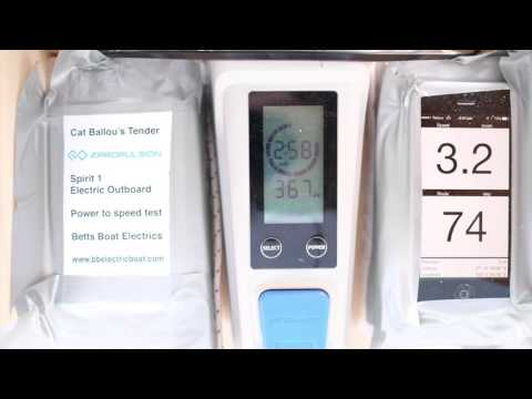 Electric boat reviews VIDEO   Queensland   Betts Boat Electrics