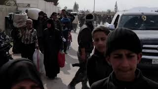 Военная обстановка в Сирии. Итоги недели 18 – 24 марта 2018 | Перезалив