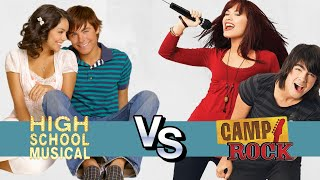 High School Musical vs Camp Rock | Part 1 | Abracachasyde