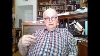 """Вяч.Вс. Иванов """"Биосфера и ноосфера"""" РАШ; 2016; лекция вторая, часть 1"""