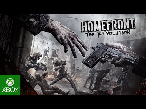 Homefront: The Revolution Story Trailer (Official)