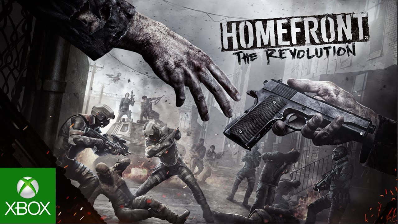 Homefront The Revolution Story Trailer Official