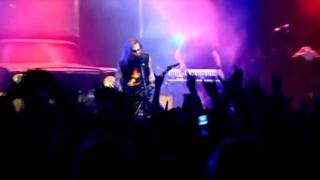 Children Of Bodom-We're Not Gonna Fall live in stockholm 2005.