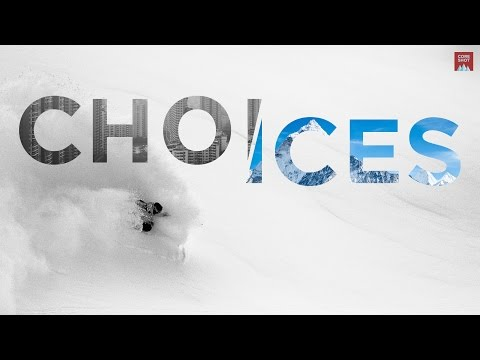 CHOICES - The First Freeskiing-Movie by Core Shot Production