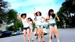 Hyuna - Bubble Pop Cover Video / Studio Artist