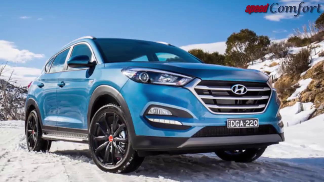 2019 Hyundai Tucson: The next styling modifications