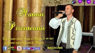 Marian Piscureanu - Merg pe drum ma uit in jos LIVE- Imprimare Audio-Claudiu Record Studio