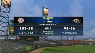 MVP Baseball 2003 Gameplay