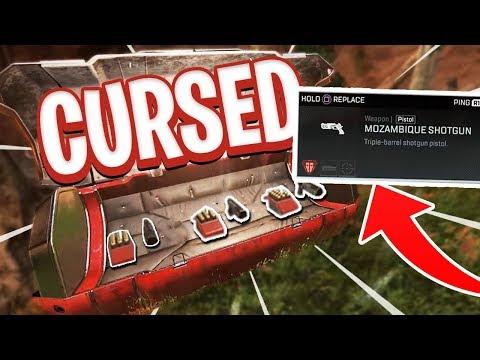 This Gun is Cursed... - PS4 Apex Legends