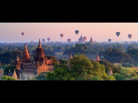 Myanmari tutvustus 2018