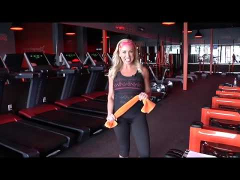 Host Linda Cooper features OrangeTheory Fitness