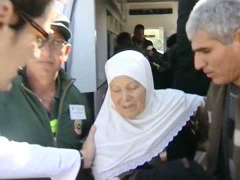 UNICEF: Mahmoud Kabil visits hospital near Gaza border
