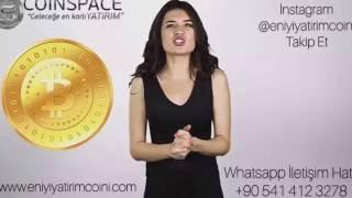 Bitcoin İle Başlayan Serüven Bugun Coinspace İle Devam Ediyor...
