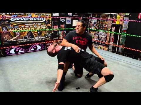 Pro Wrestling Move Of The Week: Back Breaker