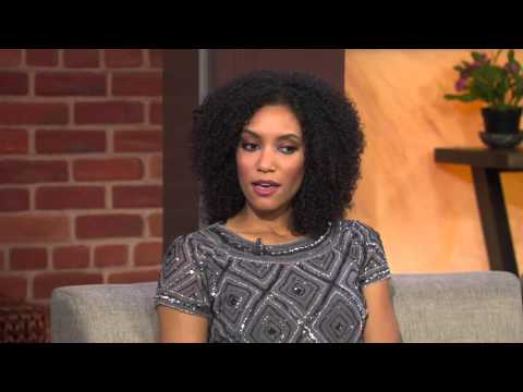 Annie Ilonzeh talks role as reporter on 'Empire'
