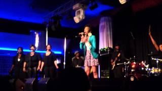 """Tamara Stephens Sings """"As We Lay"""" w/ Kelly Price"""