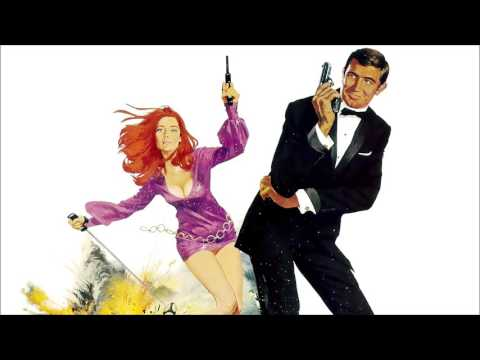 John Barry - Unreleased cue from On Her Majesty's Secret Service