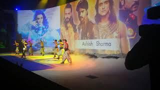 Ashish sharma Dance - JKN MEGA SHOW CASE DIAMOND BLUE