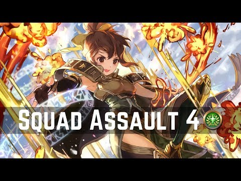 Forced Ending and the Speed Seal! Squad Assault -4th Assault- | Live Streamed 【Fire Emblem Heroes】
