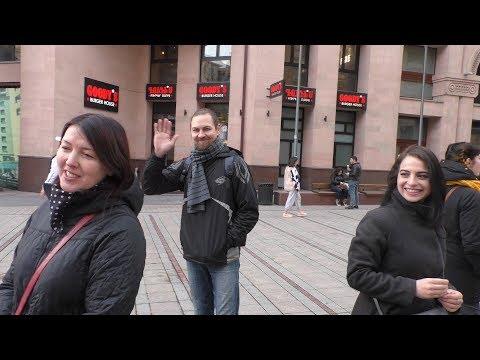 Ереван, 01.03.20, Su, Знакомства и беседы на улице, Проект «Старый Ереван»