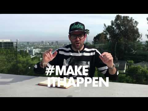 #MakeItHappen 001: How to send your demo & 3 life hacks to become more successful.