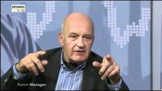 unconditional basic income, German, english subtitles,Interview with Götz Werner