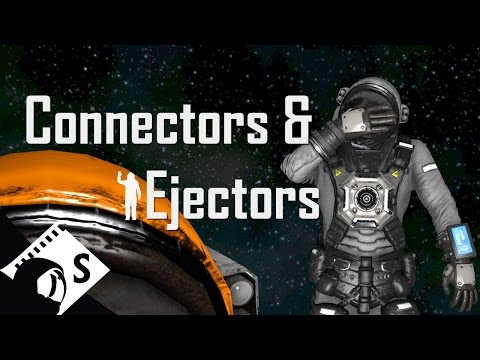 Space Engineers Tutorial: Better Mining with Ejectors (Part 3 of a survival tutorial series)