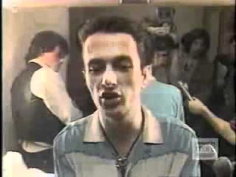 The Clash Canadian TV interview
